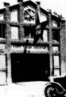 LONE STAR (COLUMBIA) Theatre; Ranger, Texas.
