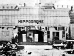 HIPPODROME Theatre; Ranger, Texas.