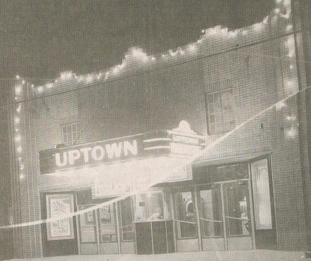 Uptown theatre/ Cameo