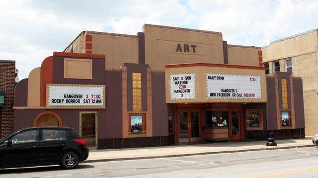 Art Theater, Hobart, IN