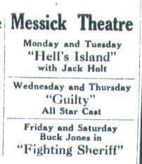 Messick Theatre