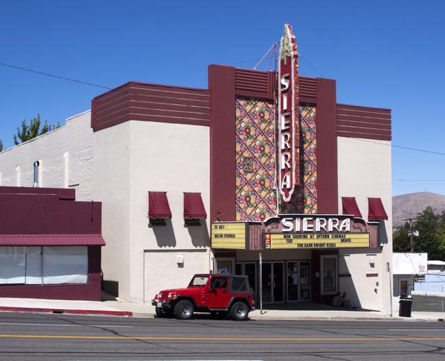 Sierra Theatre, Susanville, California - 2012