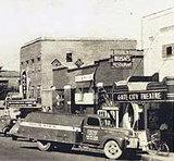SCOTT Theatre; Gate City, Virginia.