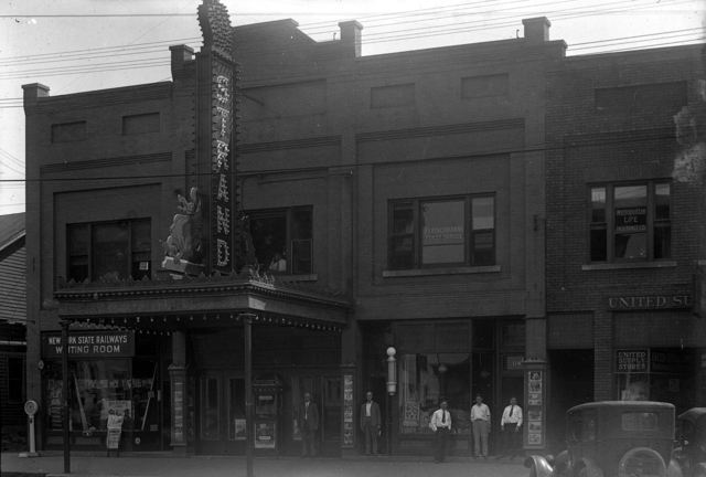 Strand Theater, 1926