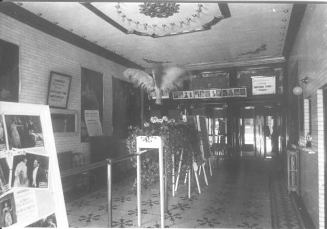 Carroll (Strand) Theatre Lobby