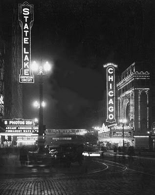 Chicago Theater 1930