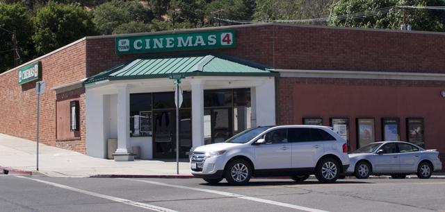 Uptown Cinemas, Susanville, CA - 2012