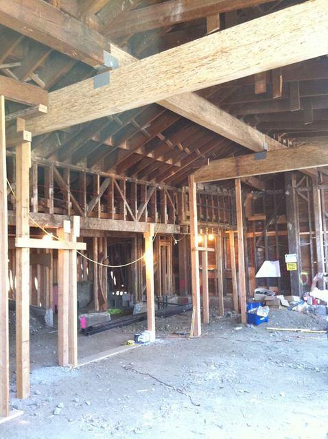 Interior Lobby Restoration