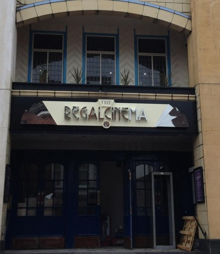 Regal Cinema, Melton Mowbray 2013