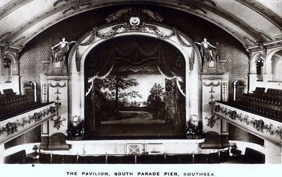 South Parade Pier Pavilion Theatre