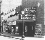 BIG RAPIDS Theatre; Big Rapids, Michigan.