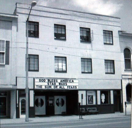 BOGAR Theatre; Marshall, Michigan.