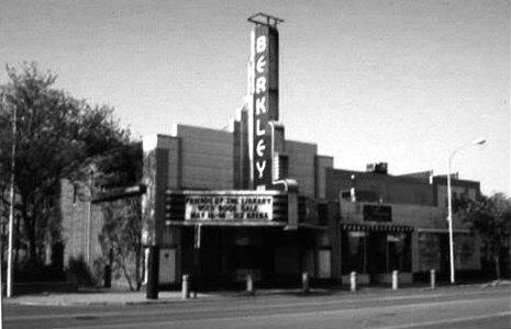 BERKLEY Theatre; Berkley, Michigan.