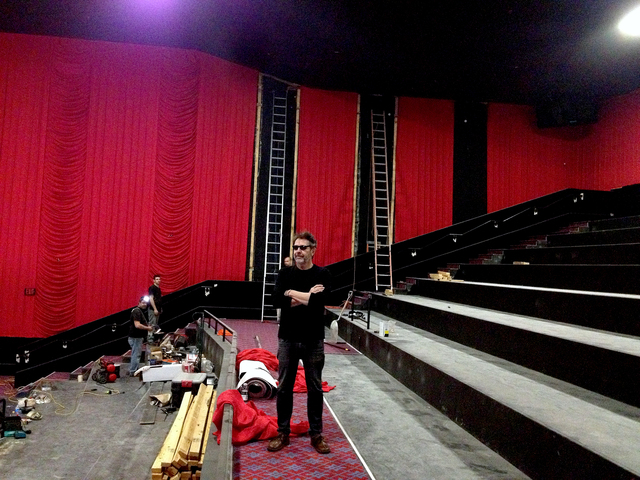 Tilton 8 IMAX