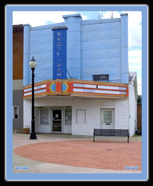 Sunderman Theatre ... Fredericktown Missouri