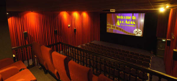 Arcadia Twin Cinemas
