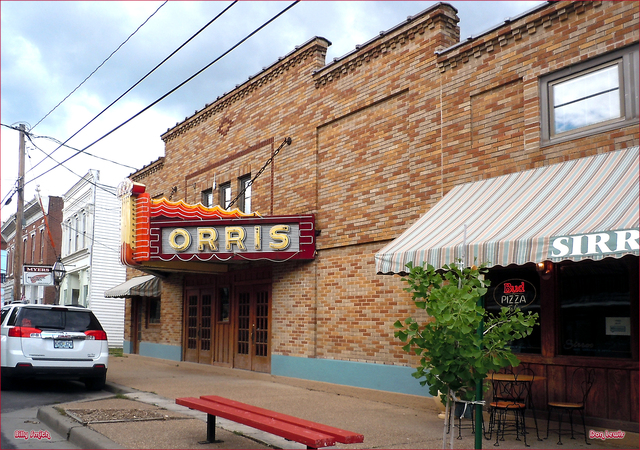 Orris Theatre .. Ste. Genevieve Missouri