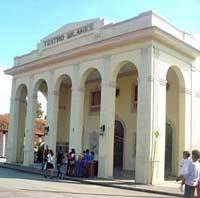 Teatro Milanes
