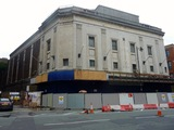 Odeon MCR demo team move on site 23/06/13