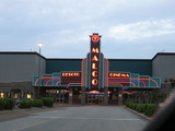 Desoto Towne Cinema--night