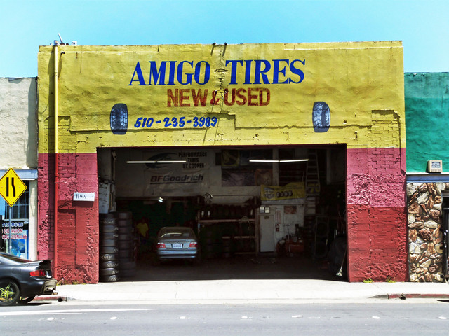 Amigo Tires (Formerly Grand Theatre)