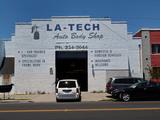 LA-TEch Body Shop (Formerly Grand Theatre)