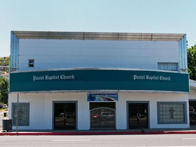 Peniel Baptist Church (formerly Park Theatre)