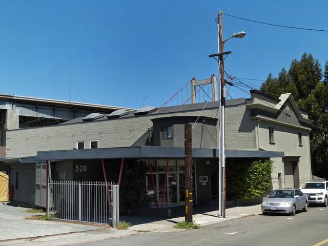 Former Lanai & Columbia Theatre