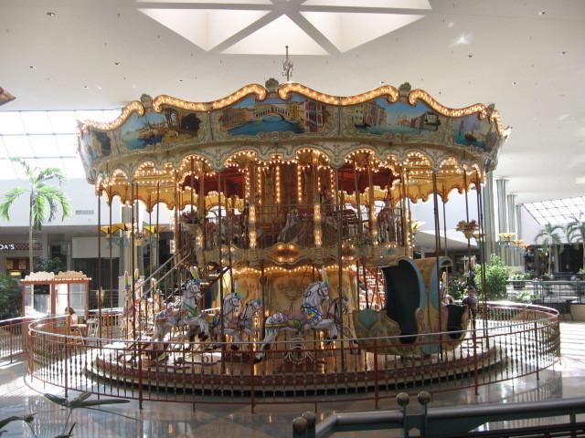 Mall Carousel
