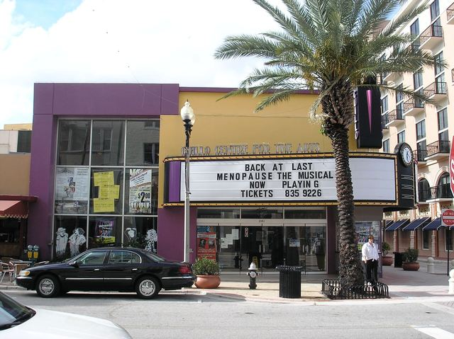 Don & Ann Brown Theatre