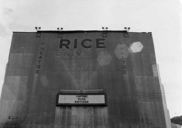Rice Drive-In