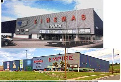 Cineplex Bayers Lake