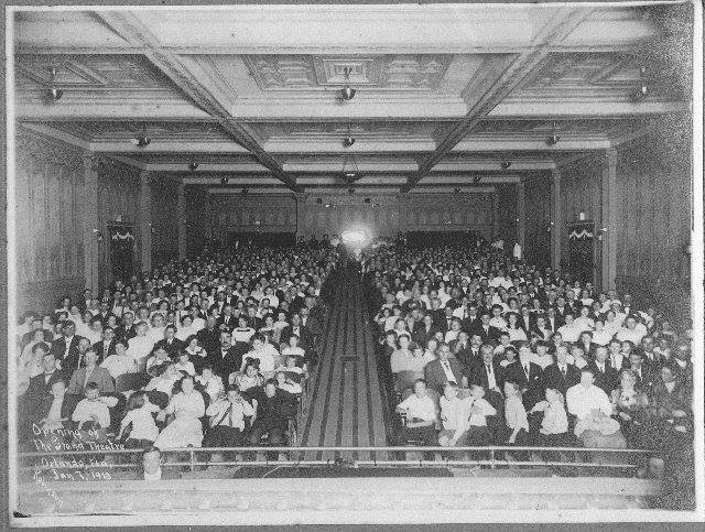 Grand Theatre Opening Night