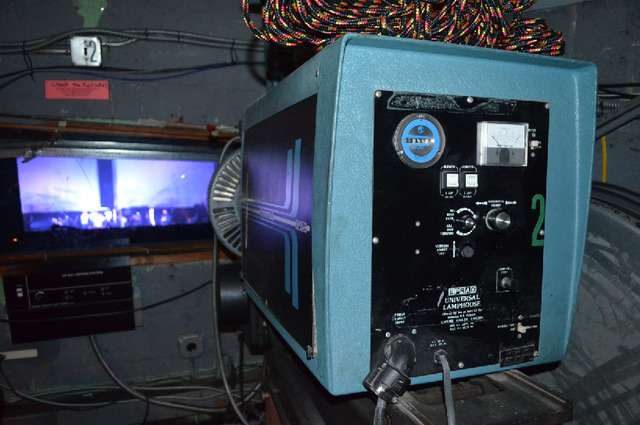 Projection Booth