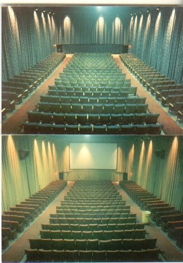 Theatres One and Two from the Stan Malone Collection