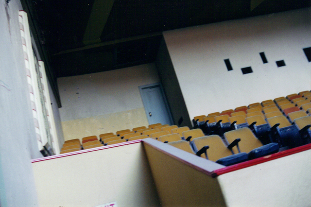 North Seats and the Mystery Door