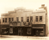 Photo of Carroll Theater c1938