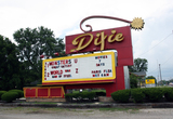 Dixie Twin Drive-In, Dayton, OH