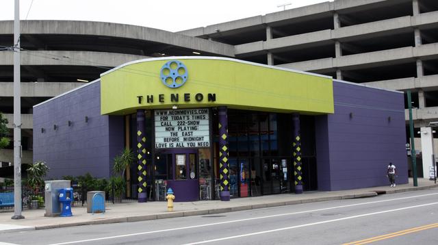 Neon Movies, Dayton, OH