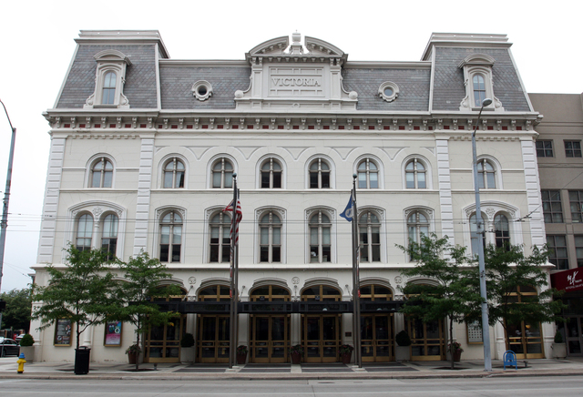 Victoria Theatre, Dayton, OH