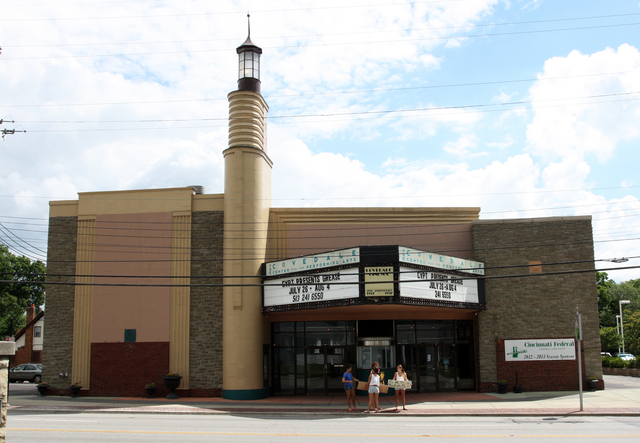 Covedale Center for the Performing Arts, Cincinnati, OH
