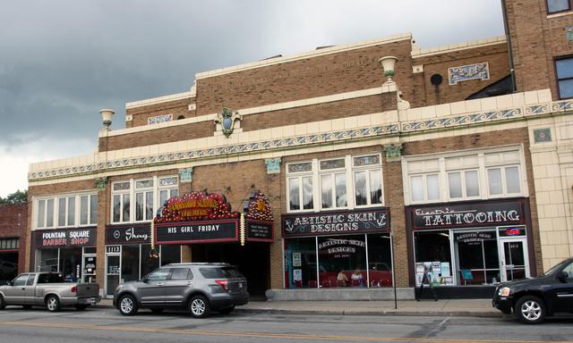 Fountain Square Theatre, Indianapolis, IN