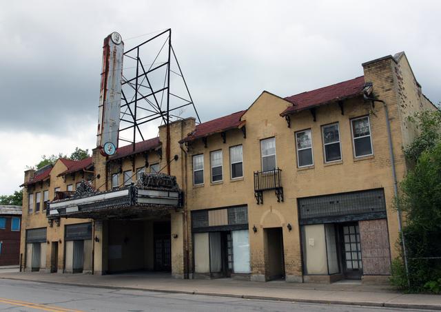 Rivoli Theatre, Indianapolis, IN