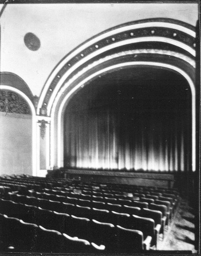 RKO Colonial Theater Interior