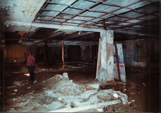 Palace lobby, unrecognizable