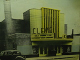 <p>Opening photo of the Cleve Theatre, Columbus, Ohio. This was one of three large hand tinted photos that hung in the F & Y Construction Co. offices along with others of theatres built by F & Y (Leo Yassenoff. I have this one in my collection. I am the current owner of American Theatre Equipment Co. Our company supplied the equipment for this and many other Columbus theaters. John 3570</p>