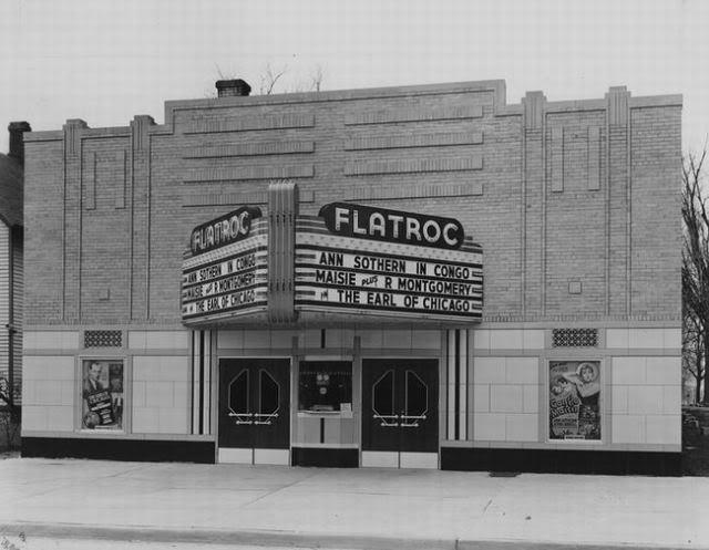 Flatroc Theatre