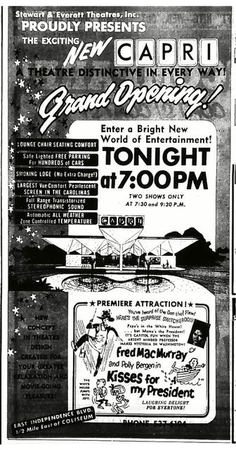 Opening Night Ad