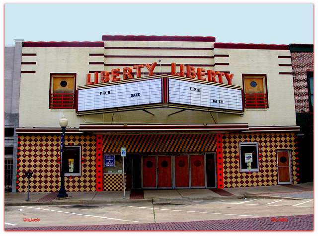 Liberty Theatre© Tyler TX / Don Lewis / Billy Smith