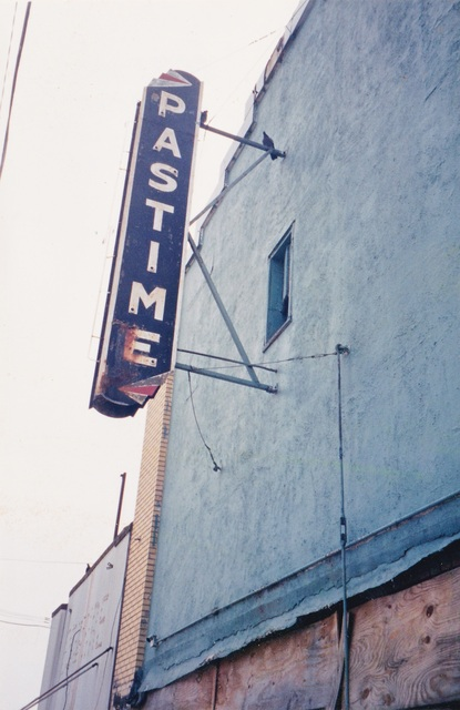 Pastime Theatre, Sandersville GA